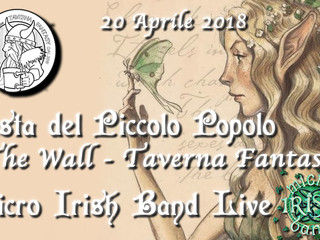 Serata Fantasy - Festa del Piccolo Popolo e Live della Micro Irish Band