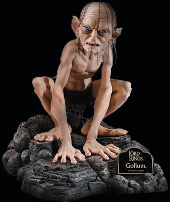 Gollum The Wall