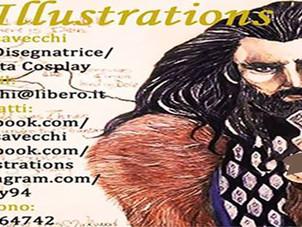 06 OTTOBRE Esposizione delle opere di Luny Illustrations al The Wall