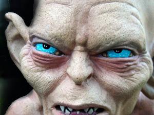 Gollum's Eyes