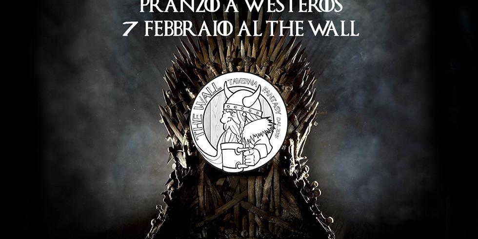 Pranzo a Westeros