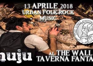 Nuju Urban Folk Music al The Wall