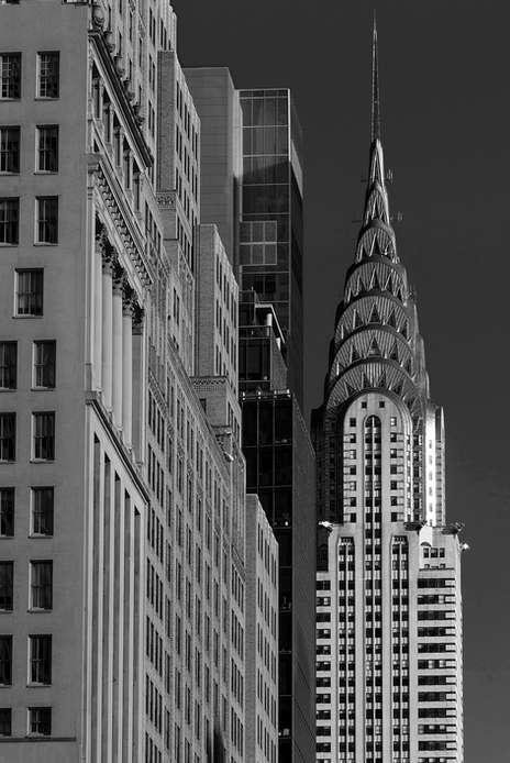 Edificio Chrysler, arq William Van Alen