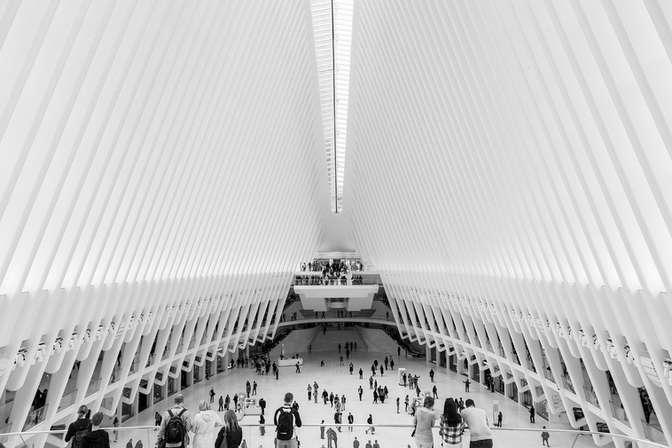 Oculus Trade Center / New York