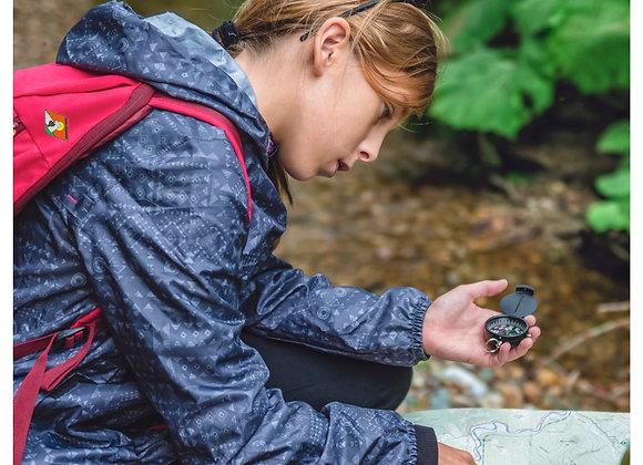 K08 - Wandern mit Karte und Kompass