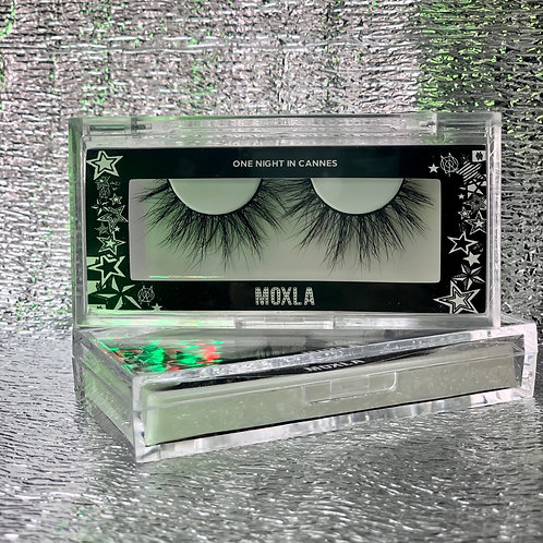 MOXLA LASHES - ONE NIGHT IN CANNES