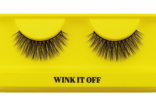 BoldFace Lashes - Wink It Off