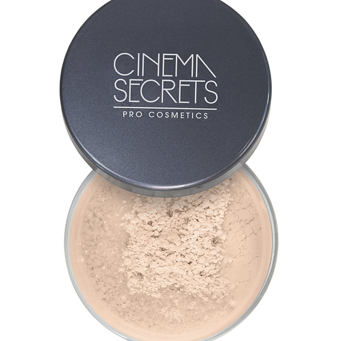 CINEMA SECRETS - WARM LIGHT ULTRALUCENT SETTING POWDER