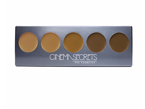 CINEMA SECRETS - ULTIMATE FOUNDATION 5-IN-1 PRO PALETTE 200 SERIES