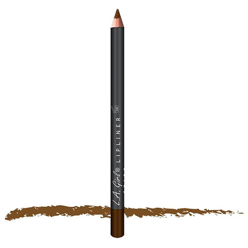 LA GIRL LIP LINER PENCIL - DEEPEST BROWN