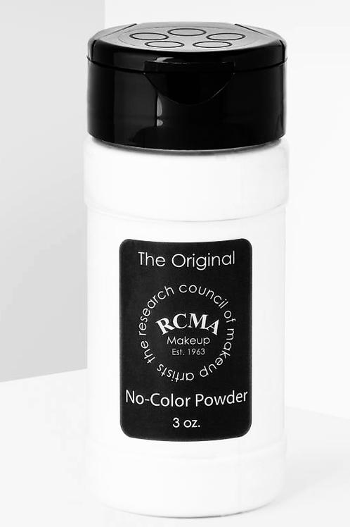 RCMA Makeup No Color Powder 3 oz.