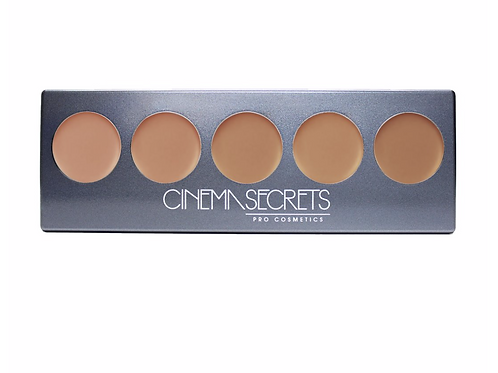 CINEMA SECRETS - ULTIMATE FOUNDATION 5-IN-1 PRO PALETTE 500 SERIES