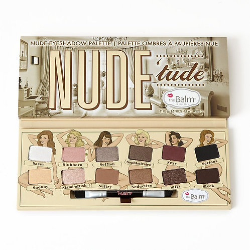 THE BALM NUDE 'TUDE® EYESHADOW PALETTE