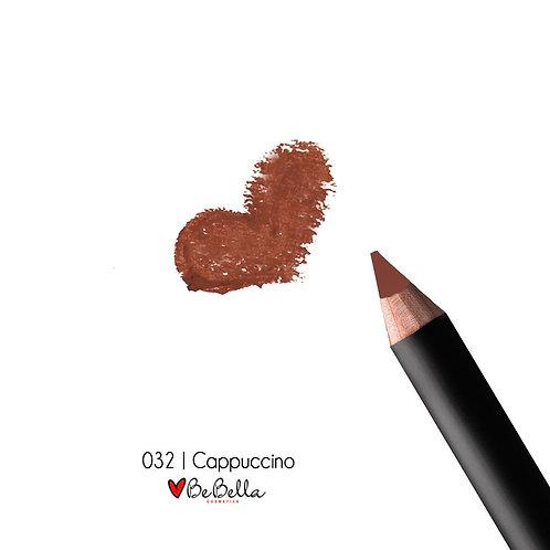 BeBella Cosmetics Lip Liner- 032 CAPPUCCINO