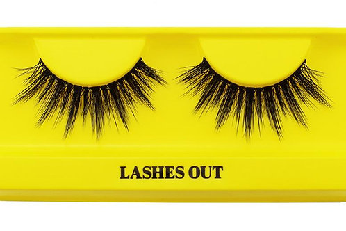 BOLD FACE LASHES - LASHES OUT