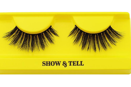 BoldFace Lashes - Show & Tell