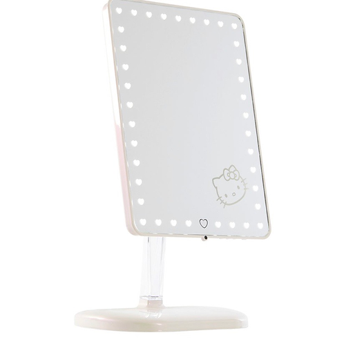 HELLO KITTY EDITION TOUCH PRO LED MAKEUP MIRROR W/ BLUETOOTH AUDIO+SPEAKERPHONE