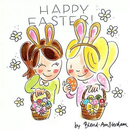 Happy Easter by Blond Amsterdam