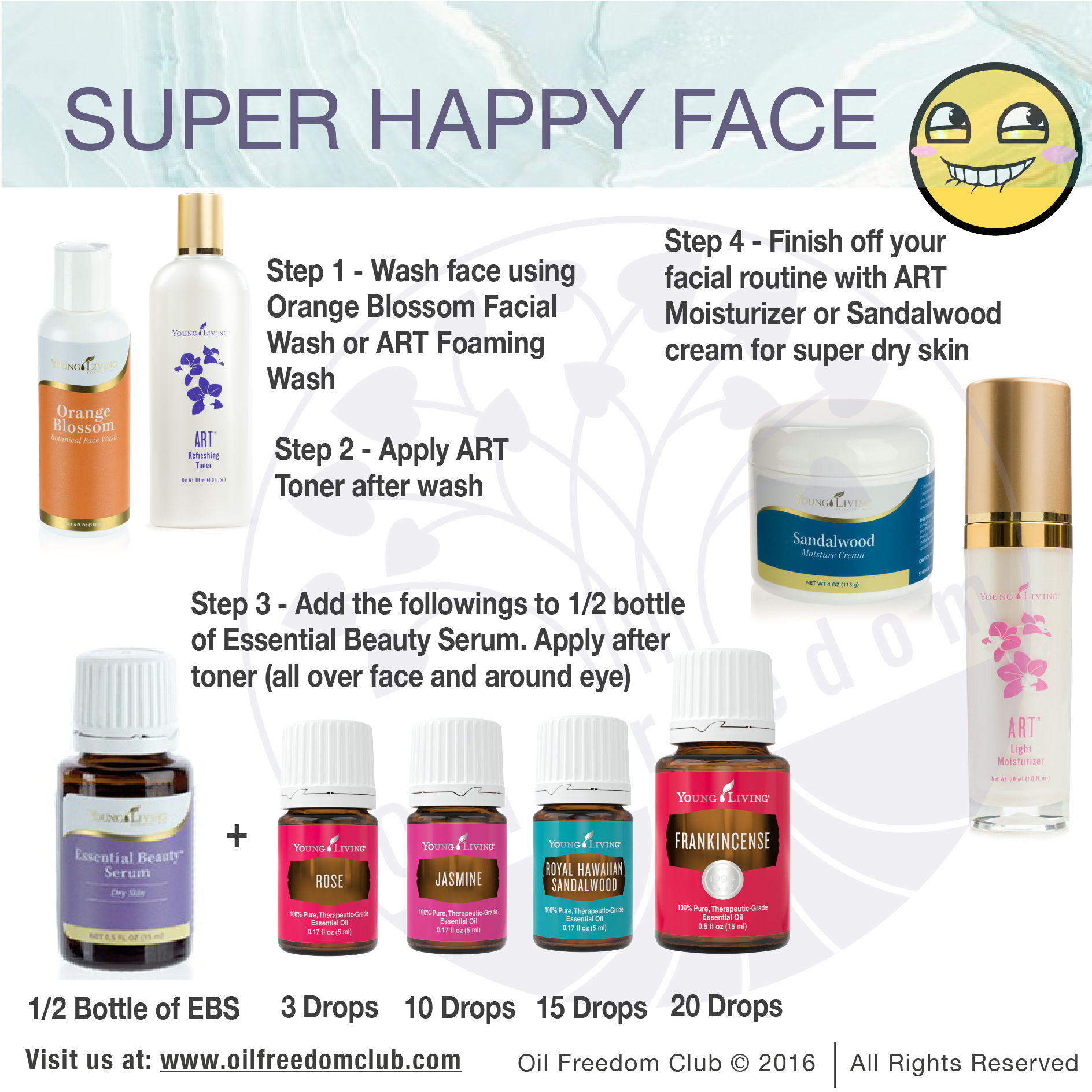Super Happy Face