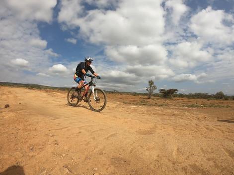 MTB ride Kenya