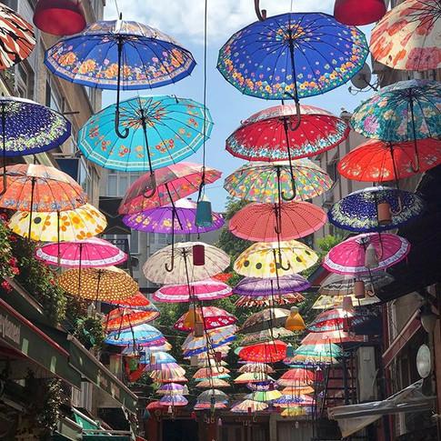 Istanbul inspiriation
