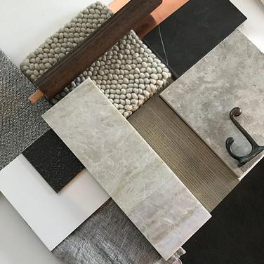 A favourite palette, scheme in progress