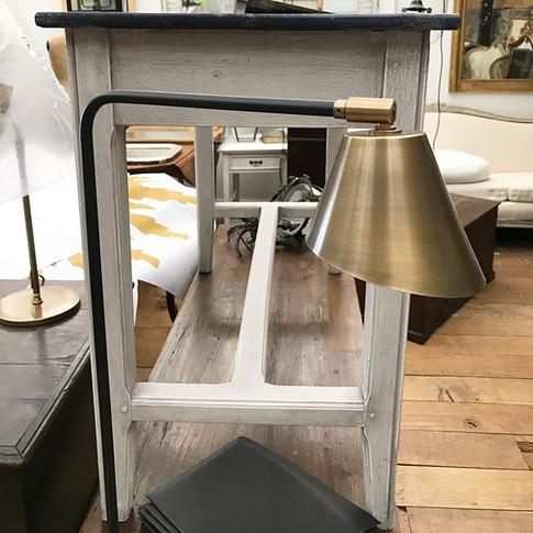 Sourcing original 50's floor lamps