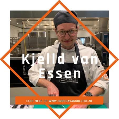Leerling verhaal Kjelld van Essen