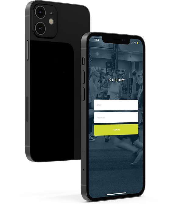 io fit and flow app