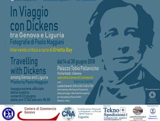 In Viaggio con Dickens, tra Genova e Liguria