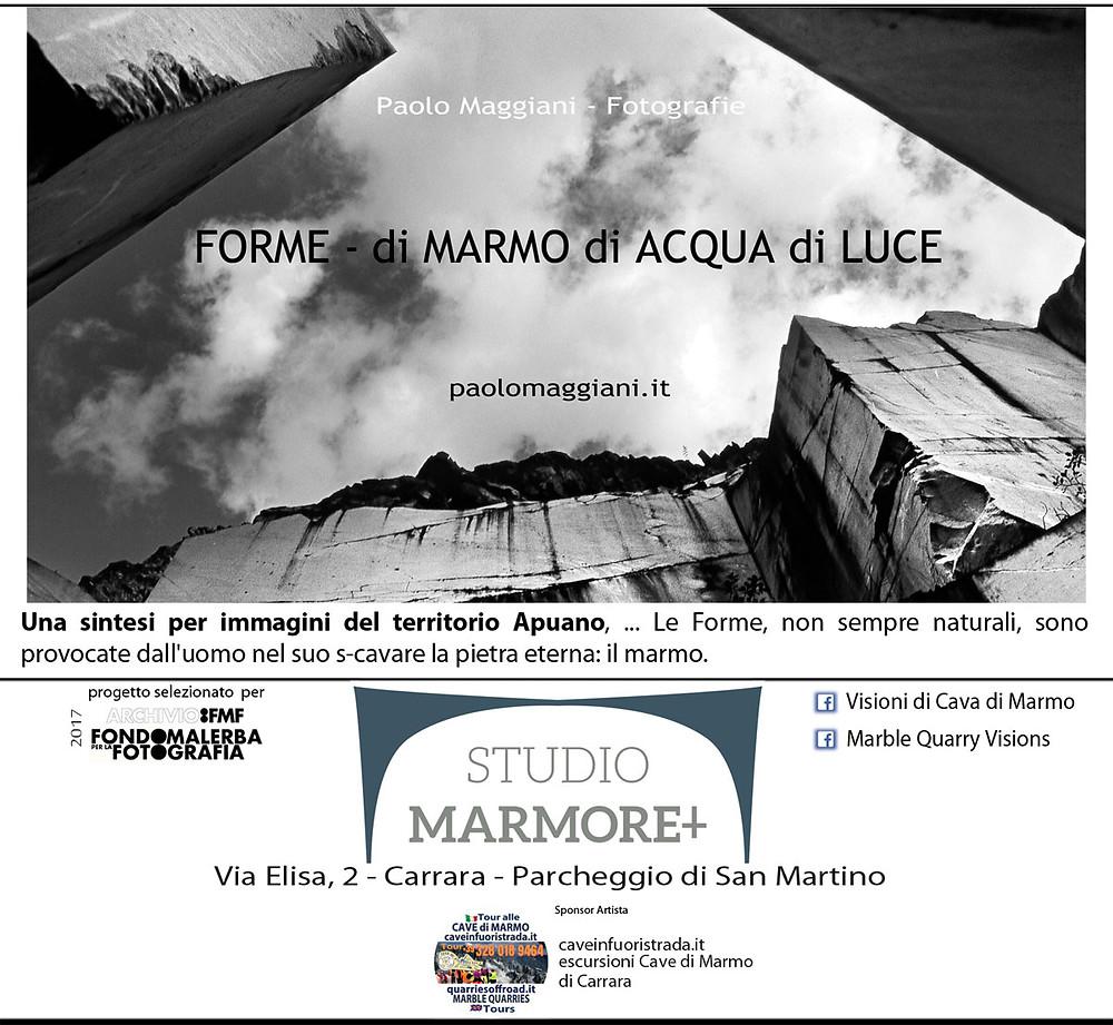 LOCANDINA_FORME_marmo-Paolo-Maggiani_Carrara_Studio_Marmore