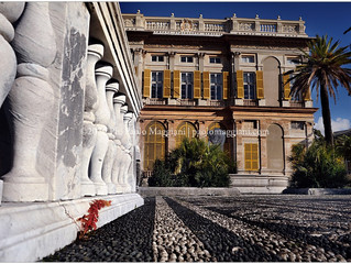 Dickens_1845-2020_In Partenza da Genova, Villa delle Peschiere.