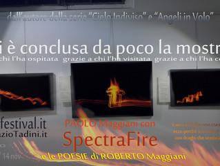 SpectraFire - Il progetto ha avuto successo! - ringraziamenti