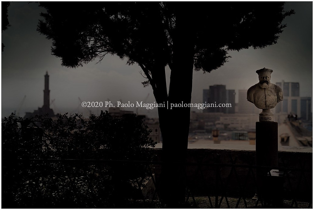 Parco delle Villetta Di Negro Genova foto ©Paolo Maggiani