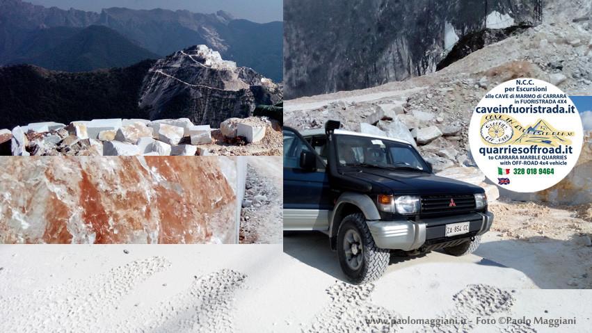 cave-di-marmo-carrara-strade-bianche-di-arrocamento-Alpi-Apuane-Mitsubishi-Pajero-Cave-del-Corchia-Versilia