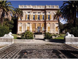 Villa Le Peschiere, Genova 1845-2020