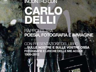 Carlo Delli, serata di Natura, fotografia e poesia