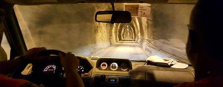 Tunnel Ferrovia Marmifera Carrara
