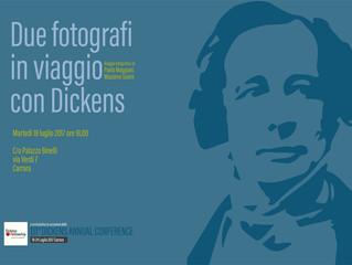 In Viaggio con Dickens, due fotografi una mostra a Palazzo Binelli