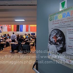 Campionati Italiani di Geografia, Carrara, 2018