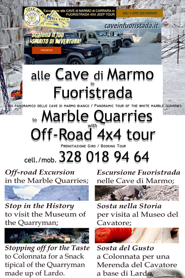 Girodellecave_manifesto-v2016-03-31-cave-di-marmo-in-fuoristrada-marble-quarries-tour-carrara