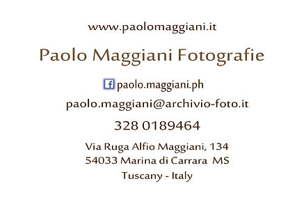 Paolo Maggiani Fotografie - Photography