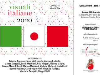 SPECTRA FIRE a TOKIO !!! Evento VISUALI ITALIANE