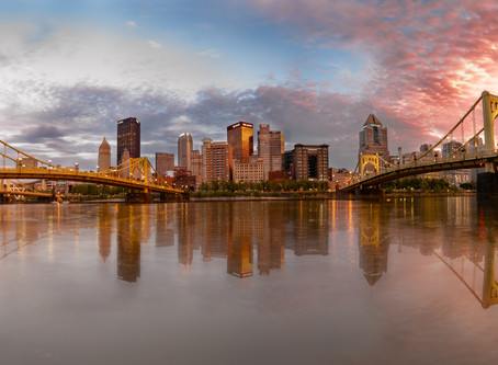 5 Things That Make Pittsburgh Photogenic