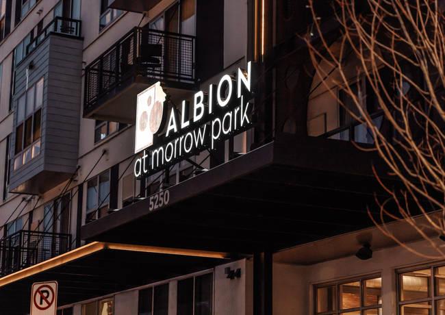Palbion At Morrow Park