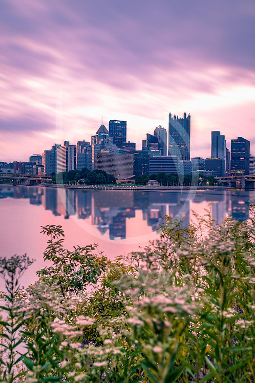Purple Sky Pittsburgh