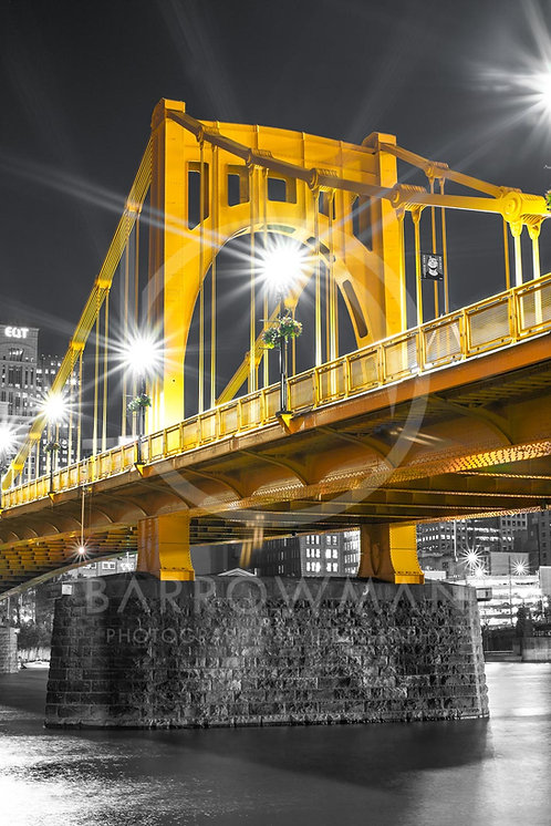 Andy Warhol Bridge, Pittsburgh