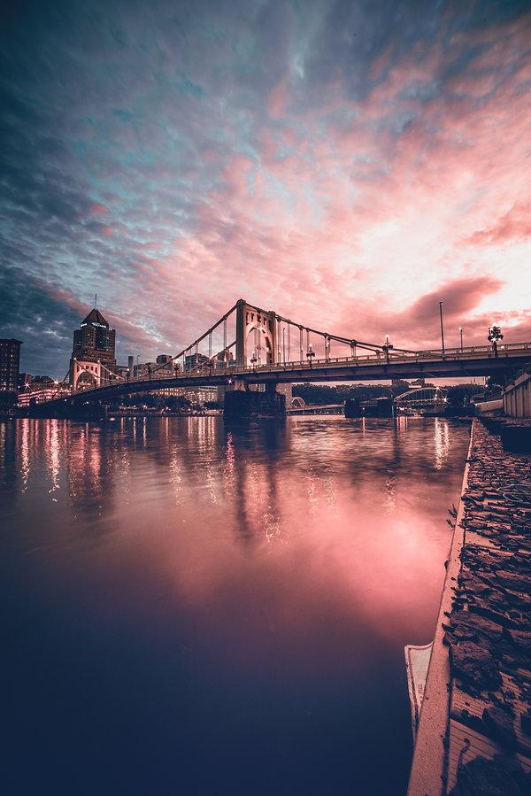 Custom Prints Pittsburgh | Roberto Clemente Bridge
