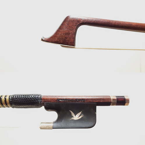 Malcolm Taylor G/T Cello Bow, England Late 20th C