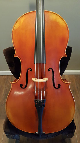 Antique Strad Cello Outfit 3/4 or 4/4 by Bay Fine Strings